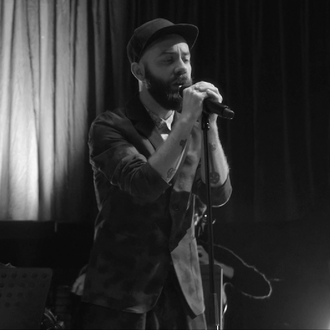 Woodkid Performs Live Acoustic of 'I Love You'