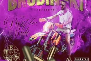 Brodinski - The Purple Ride (Mixtape)