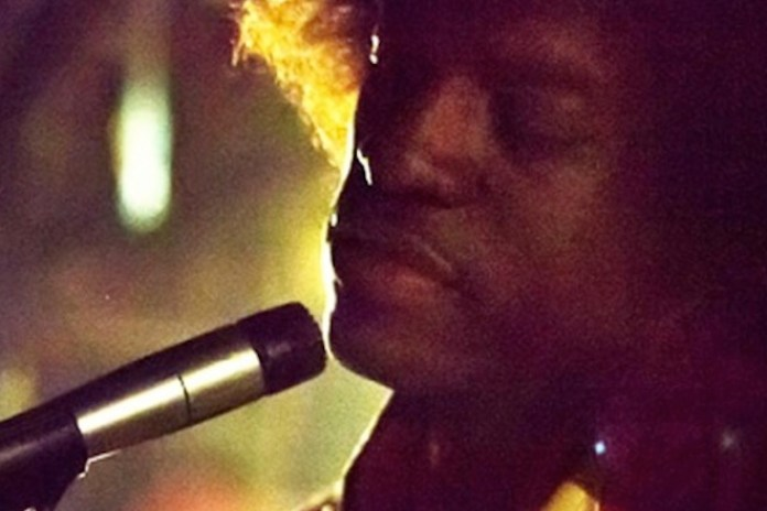 First Official Biopic Photo of André 3000 as Jimi Hendrix