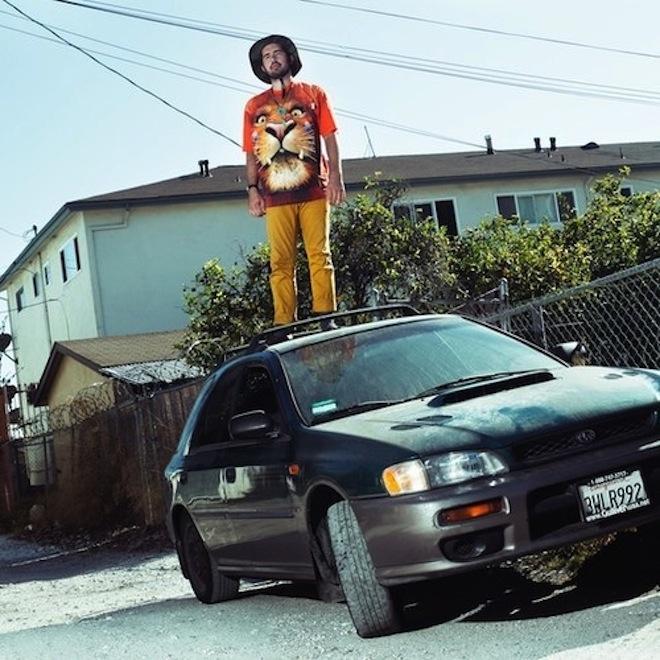 Jerome LOL – Subaru Mix 4 LOGO