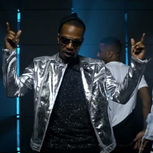 Juicy J featuring Wale & Trey Songz - Bounce It