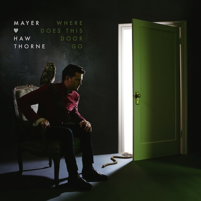 Mayer Hawthorne featuring Kendrick Lamar – Crime