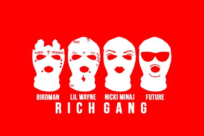 Rich Gang featuring Birdman, Ace Hood, Yo Gotti & Mack Maine - Dreams Come True