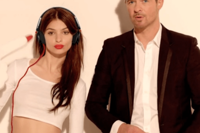 Robin Thicke's 'Blurred Lines' Breaks All Time Radio Record