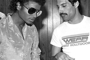 Unreleased Michael Jackson and Freddie Mercury Duets Coming