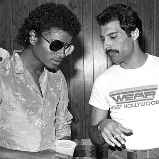 Unreleased Michael Jackson and Freddie Mercury Duets Coming