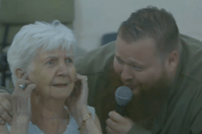 "Action Bronson Performs ""Strictly 4 My Jeeps"" at Retirement Center"