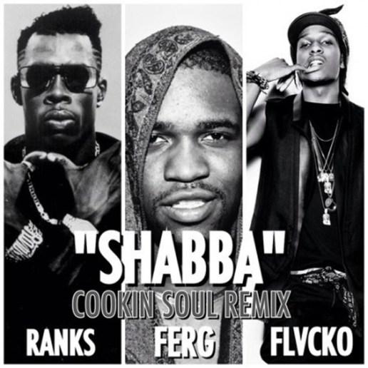 A$AP Ferg featuring A$AP Rocky – Shabba (Cookin' Soul Remix)
