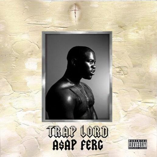 A$AP Ferg – Trap Lord (Album Artwork)