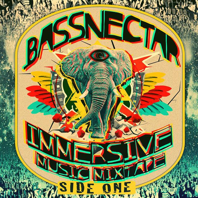 Bassnectar – Immersive Music Side One (Mixtape)
