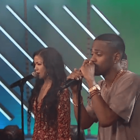 """Big Sean & Jhené Aiko Perform """"Beware"""" on The Hustle After Party"""