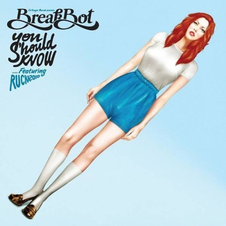 Breakbot featuring Ruckazoid - You Should Know (The Swiss Remix)