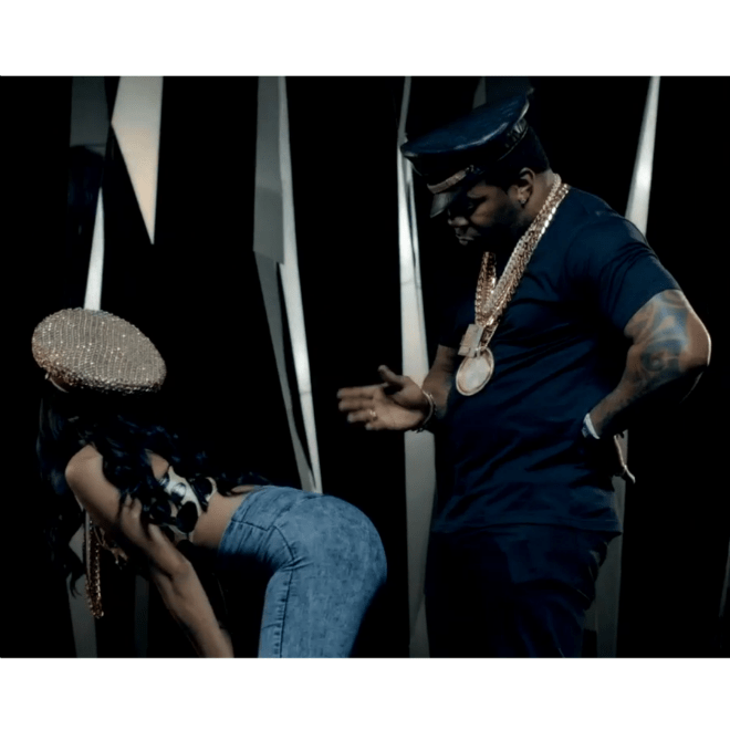 Busta Rhymes featuring Nicki Minaj - Twerk It (Remix)