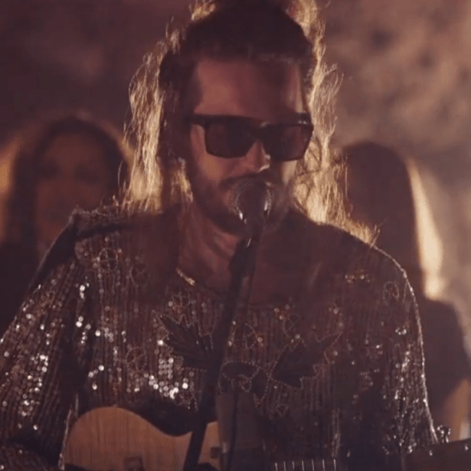 Crystal Fighters - You & I (Acoustic in a Cave)