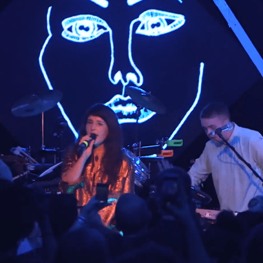 Disclosure featuring Jessie Ware - Confess To Me (Live at the Boiler Room)