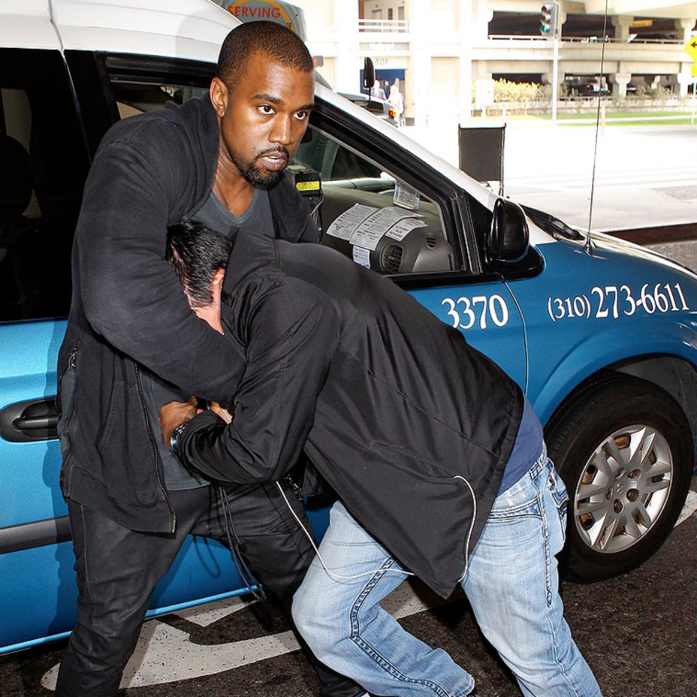 """Poll: Do You Feel That Kanye's Outrage Towards the Media Is Justified?"""""""