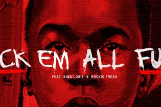 Giftz featuring King Louie & Rockie Fresh – F*ck Em All