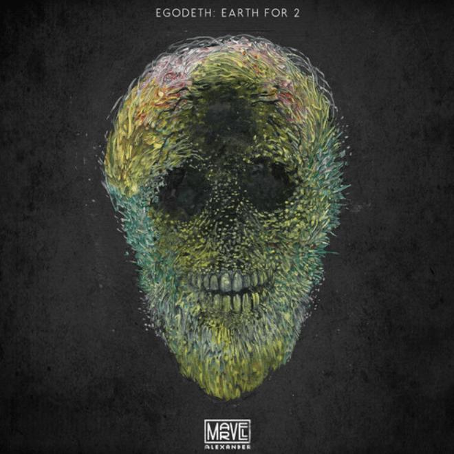 HYPETRAK Premiere: Marvel Alexander - Egodeth : Earth for 2 (Free Album)