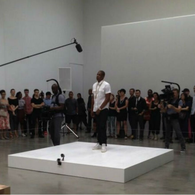 """Jay-Z Performs """"Picasso Baby"""" for 6 Consecutive Hours in NYC"""