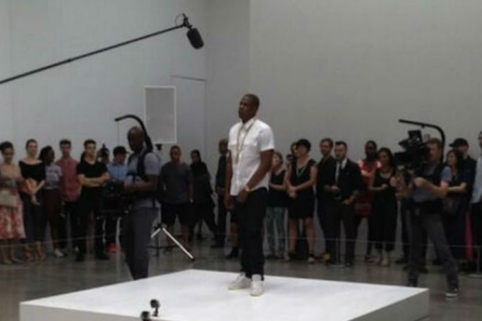 "Jay-Z Performs ""Picasso Baby"" for 6 Consecutive Hours in NYC"