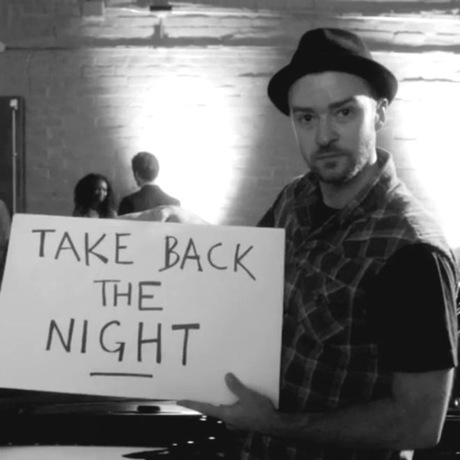 Justin Timberlake – Take Back The Night (Teaser)