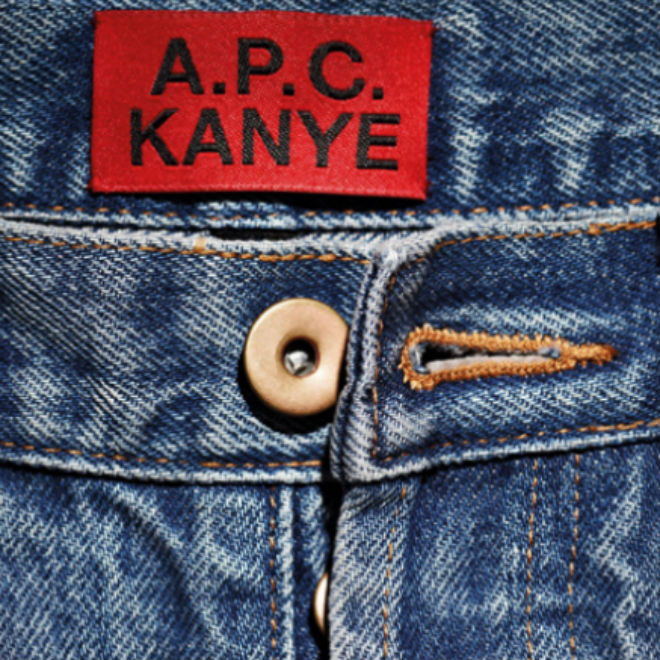 Kanye West & A.P.C. Announce Collaboration