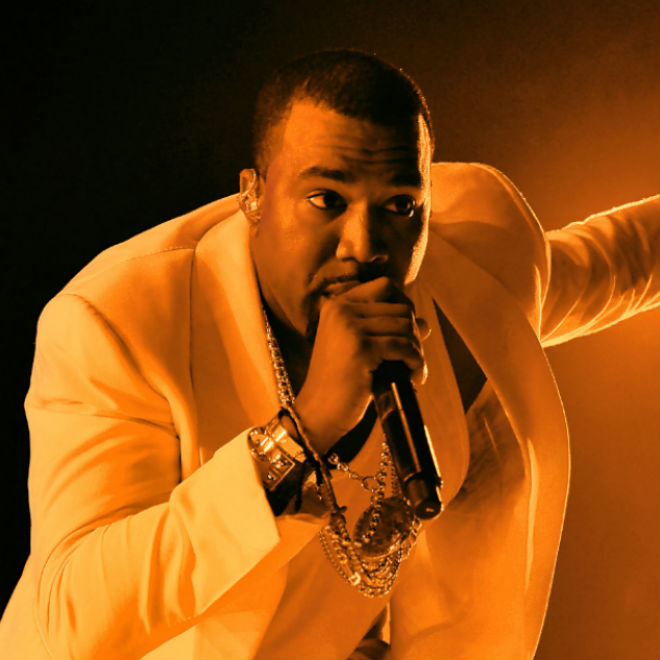 Kanye West Collaborating with 'American Psycho' Author on New Script