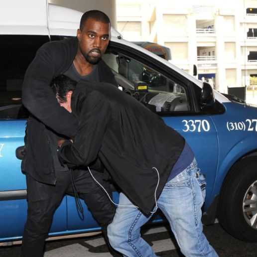 """Kanye West Could Face """"Felony Attempted Robbery Charge"""" After Physical Altercation with Paparazzi"""