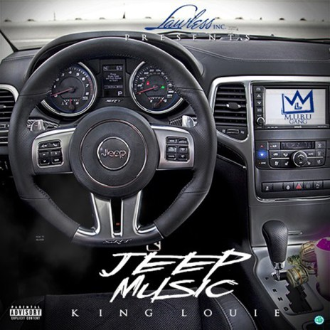 King Louie - Jeep Music (Mixtape)