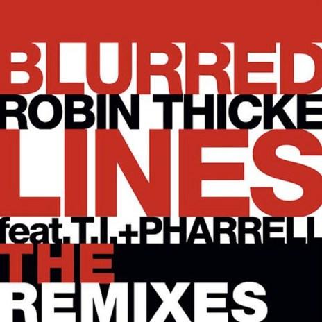 Robin Thicke featuring Pharrell & T.I. – Blurred Lines (Laidback Luke Remix)