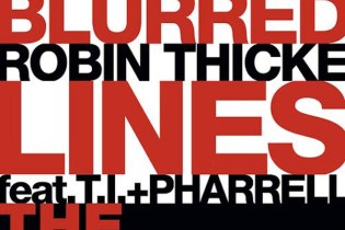 Robin Thicke featuring Pharrell & T.I. – Blurred Lines (Laidback Luke Remix)