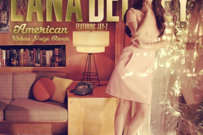 Lana Del Rey featuring Jay-Z - American (Urban Noize Remix)