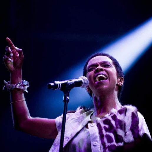 Lauryn Hill Sends Message From Prison