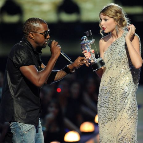 Listen To Leaked Audio of Kanye West Getting Passionate After the Taylor Swift MTV VMAs Incident in 2009