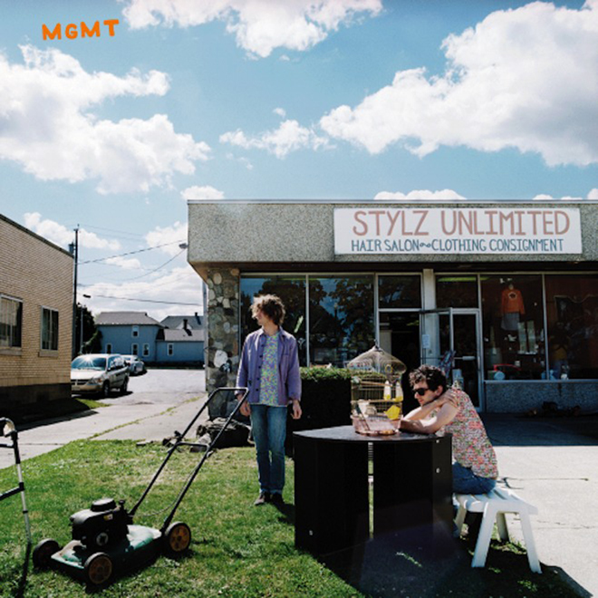 MGMT - MGMT (Album Artwork)