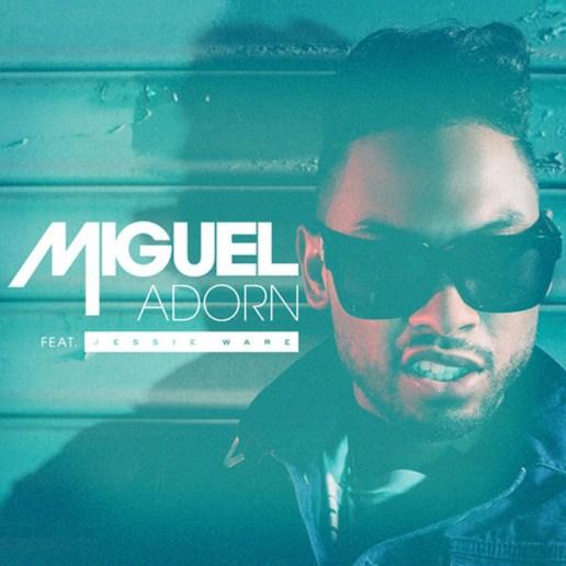 Miguel featuring Jessie Ware – Adorn (Remix)
