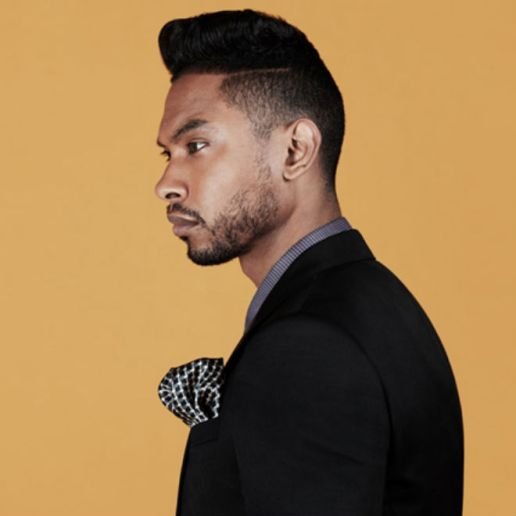 """Miguel Performs """"How Many Drinks?"""" for MR PORTER"""
