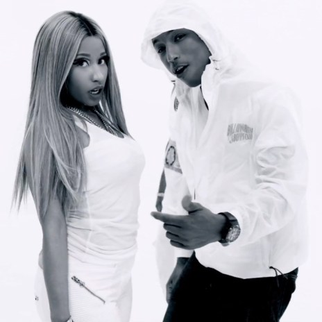 Nelly featuring Nicki Minaj & Pharrell - Get Like Me