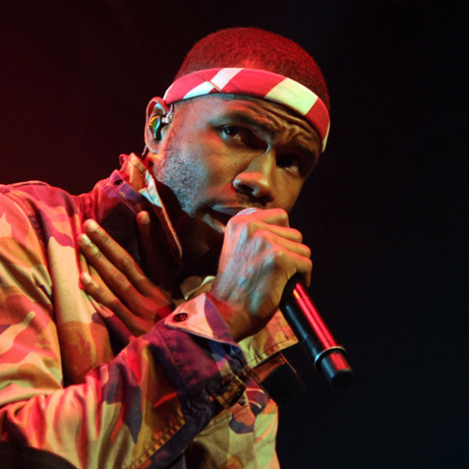 A New Open Letter from Frank Ocean Arrives