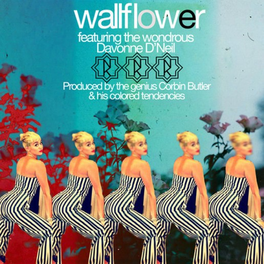 Nia Keturah featuring Davonne D'Neil - Wallflower