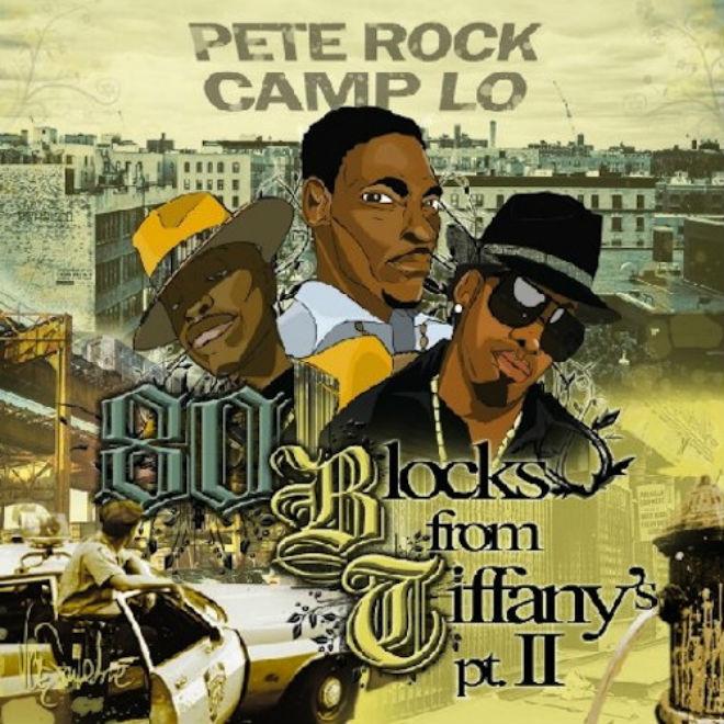 Pete Rock and Camp Lo featuring Mac Miller - Megan Good