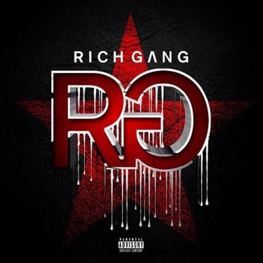 Rich Gang featuring French Montana, Bow Wow, Tyga & Gudda Gudda - Panties To The Side