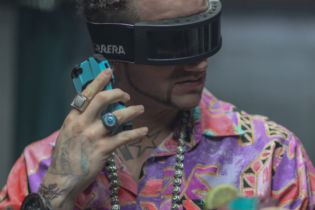 """RiFF RAFF Calls Out James Franco and 'Spring Breakers' in """"Shirt By Versace"""" Freestyle"""