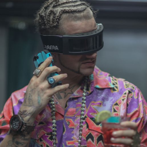 "RiFF RAFF Calls Out James Franco and 'Spring Breakers' in ""Shirt By Versace"" Freestyle"