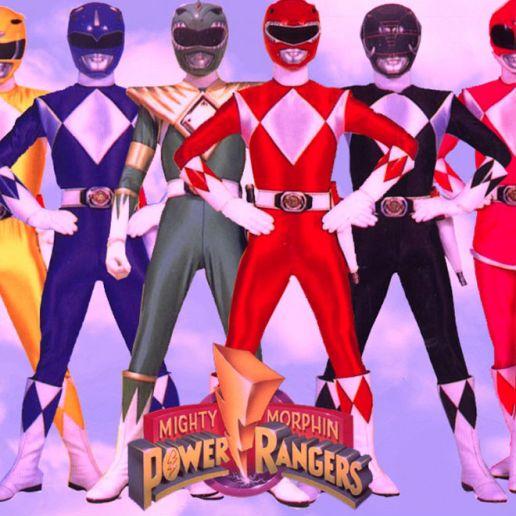 SAYMYNAME! - Power Rangers Theme Song (Twerk Remix)