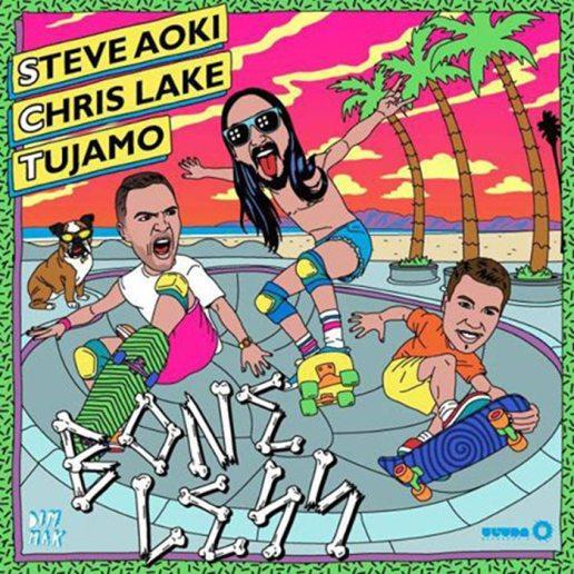Steve Aoki, Chris Lake and Tujamo - Boneless