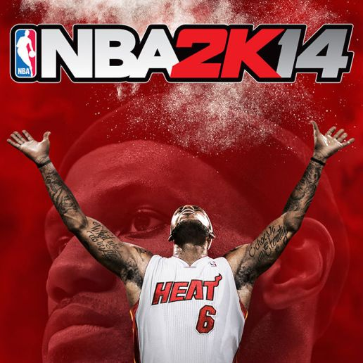 Stream NBA 2K14's Playlist, Produced by LeBron James