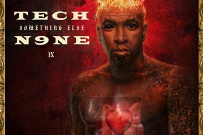 Tech N9ne featuring Kendrick Lamar, ¡Mayday! & Kendall Morgan - Fragile