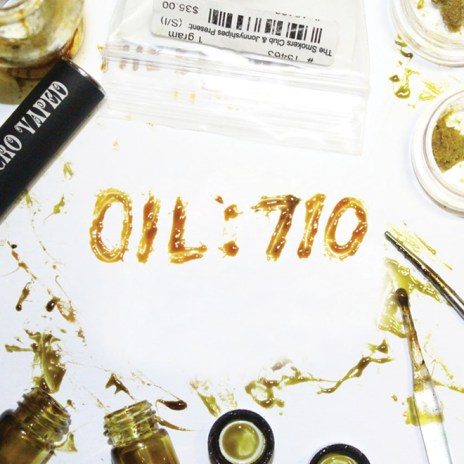 The Smokers Club – OIL:710 (Mixtape)