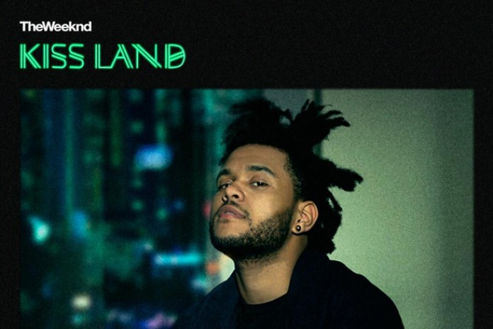 The Weeknd - Kiss Land (Album Artwork)